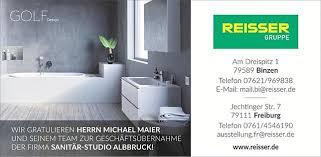 albbruck betriebsübernahme der fa sanitär studio albbruck