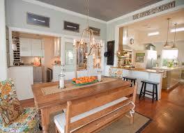 traditional farmhouse decorating farmhouse kitchen table