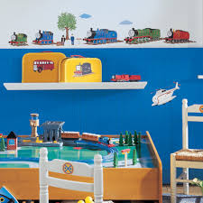 Thomas The Tank Engine Toddler Bed by Thomas The Train Removable Decals Potty Training Concepts