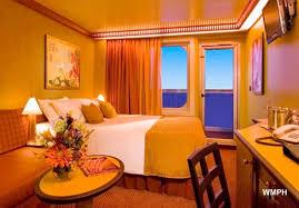 Carnival Splendor Panorama Deck Plan by Carnival Splendor Cabin 1040 Category 8p Cloud 9 Spa Balcony