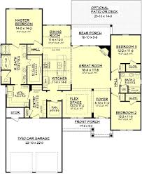 Fresh Single Story House Plans With Wrap Around Porch by 167 Best One Story Ranch Farmhouses With Wrap Around Porches