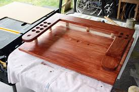 Fly Tying Table Woodworking Plans by Ideas To Finish A Fly Tying Bench Issue Page 3 Router Forums