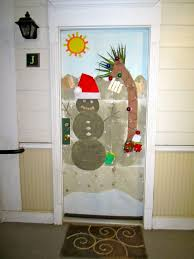 Office Cubicle Christmas Decorating Ideas by Office 30 Decorative Door Ideas Christmas Office Reindeer Stable