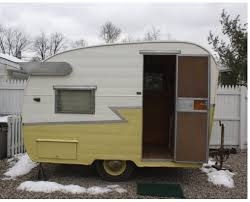 Tiny Trailers For Sale 63 Shasta Vintage Camper