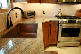 copper kitchen sinks reviews endearing copper kitchen sinks