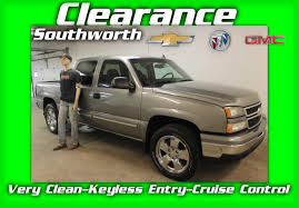 100 2007 Chevy Truck For Sale Bloomer Used Chevrolet Silverado 1500 Classic Vehicles For