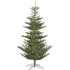 Vickerman 4 Alberta Spruce Artificial Christmas Tree With 150 Warm White LED Lights