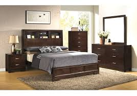 liam merlot 5 pc full bedroom badcock home furniture more of