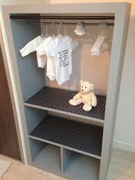 dressing chambre bebe création d un dressing pour enfant à partir bosch rangements