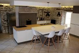 modele de cuisine equipee mod le et ambiance de cuisine design contemporaine of modele