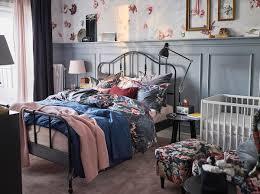 schlafzimmer im vintage look einrichten ikea deutschland