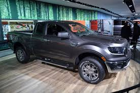2019 Ford Ranger Wants To Become America's Default Midsize Truck ...