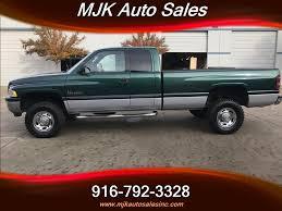 100 Cordova Truck 1999 Dodge Ram 2500 59 Cummins Diesel 4x4 Low Miles For Sale In