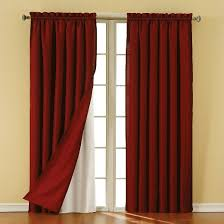 eclipse thermaliner blackout thermaliner curtain panel pair