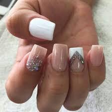 Nail Tip Designs Ideas New Cute Nail Designs with White Tips Nail