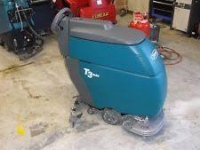 Tennant Floor Scrubber T3 by Scrubbers Buffers U0026 Polishers Ebay