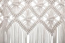 bloomingville makramee vorhang