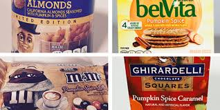 Pumpkin Spice Hershey Kisses Walmart by Pumpkin Spice Taste Test The Good Bad And Really Gross