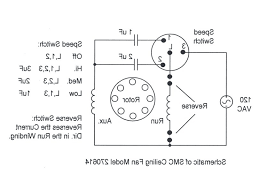 Encon Ceiling Fan Switch by Hampton Bay Ceiling Fan Chain Switch Wiring Diagram Dolgular Com