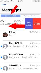 How to Hide Alerts from individual conversation in iOS 11 Messages