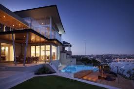 maison design bord de mer facade