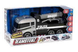 100 Buy A Tow Truck Teamsterz 1416396 Light Nd Sound Police Toy