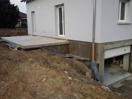 faire une dalle exterieur faire une dalle exterieur 1 polystyrene extrud233 sur terrasse