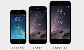 If the iPhone 6 is too big for you just wait An iPhone mini