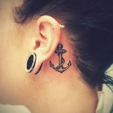80 Best Behind The Ear Tattoo Designs Meanings Nice Gentle Tattoos
