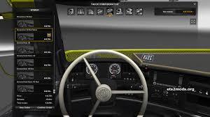 Scania Mega Store 1 2 Mod By Malcom37 For Euro Truck Simulator 2 ...