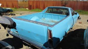 100 Ranchero Truck 1979 Ford 500 Was Related To The Tbird Now A Junkyard Gem