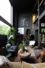 über 30 elegante ideen für dunkle wohnzimmer dramatische