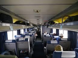 Amtrak Superliner Bedroom by Reserved Coach In A Superliner Amtrak Passenger Cars