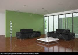 lizenzfreies bild 6237965 modernen wohnzimmer mit grünen