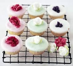 Glamorous Fairy Cakes Recipe
