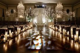 5 Places An Indoor Ceremony Interesting Wedding Venues