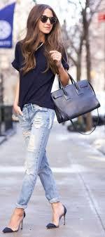 Women Fashion Denim Jeans