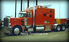 Custom Big Truck Sleepers Photo Gallery Collection | Older Models ...