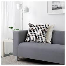 Klippan Sofa Cover Grey by Klippan Compact 2 Seat Sofa Flackarp Grey Ikea