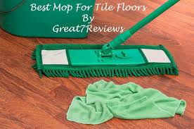 best mop for tile floors in 2018 reviews buyer s guide