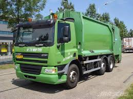Used DAF CF75.250 Garbage Trucks / Recycling Trucks Year: 2005 For ...