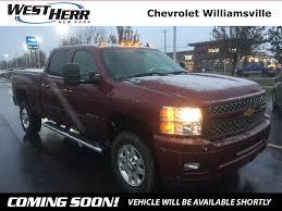 100 West Herr Used Trucks 2014 Chevrolet Silverado 2500HD For Sale Lockport NY
