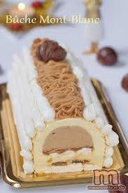 hervé cuisine buche marron bûche mont blanc macaronette et cie