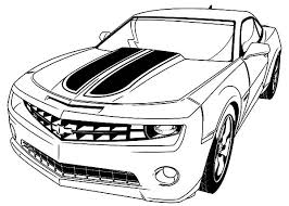 Beautiful Bumblebee Transformer Coloring Page 43 For Your Picture With
