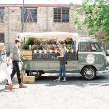 Book Flower Truck For Retail In Nashville TN