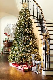 12 Creative Christmas Decorating Ideas | Banisters, Bank Account ... Christmas Decorating Ideas For Porch Railings Rainforest Islands Christmas Garlands With Lights For Stairs Happy Holidays Banister Garland Staircase Idea Via The Diy Village Decorations Beautiful Using Red And Decor You Adore Mantels Vignettesa Quick Way To Add 25 Unique Garland Stairs On Pinterest Holiday Baby Nursery Inspiring The Stockings Were Hung Part Staircase 10 Best Ideas Design My Cozy Home Tour Kelly Elko