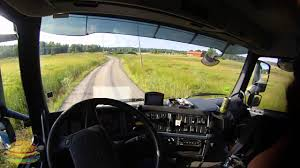 Off Road Truck Driving - GoPro First Person View, (POV) HD 60fps ...