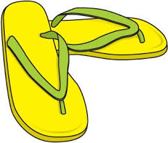 Sandal Clipart Summer Cloth 1