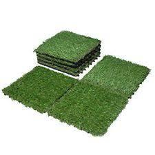 garden winds grass deck tiles 30mm ebay