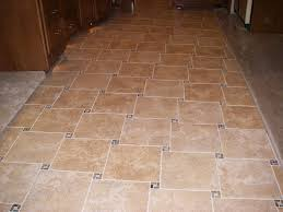 interior gorgeous hallway idea implemented with floor tile